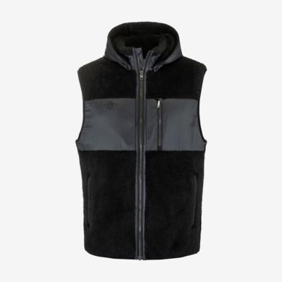 Product detail - REBELS Vest Men black