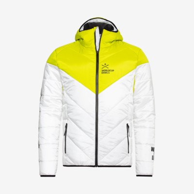 Product detail - RACE STAR LIGHT Jacket Men white/yellow