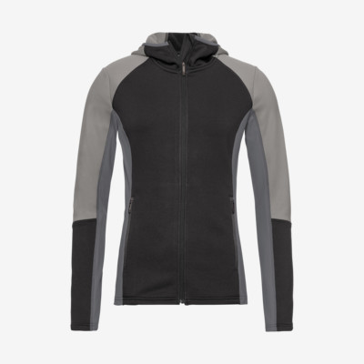 Product detail - LAYLA Midlayer FZ Women black/anthracite