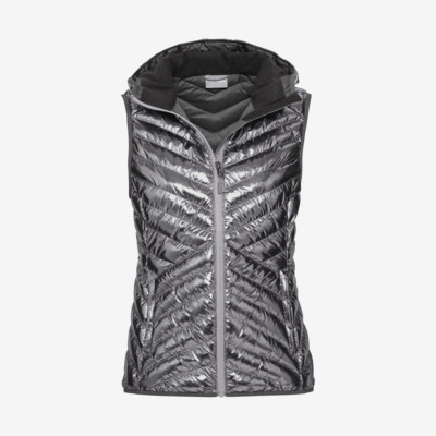 Product detail - PRIMA Vest Women metallic iron gate