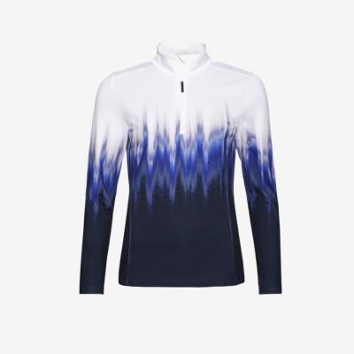 Product detail - BREE Midlayer HZ Women royal dark blue