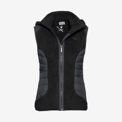 Product detail - REBELS Vest Women black