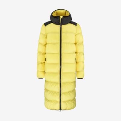 Product detail - REBELS STAR Coat Women lemon/black