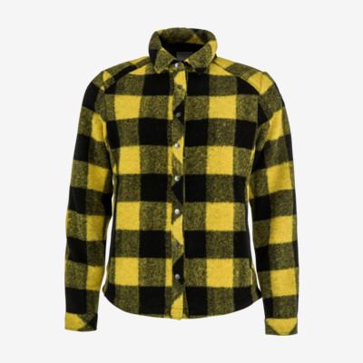 Product detail - REBELS Shirt Women lemon/black