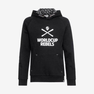 Product detail - RACE REBELS Hoodie Junior black