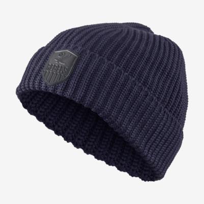 Product detail - REBELS CREST Beanie dark blue