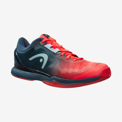 Product overview - HEAD Sprint Pro 3.0 Indoor Men Racquetball Shoes
