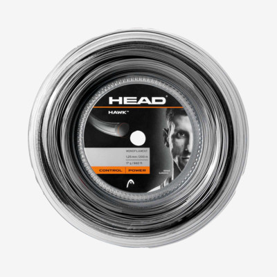 Product overview - Hawk Reel 200m black