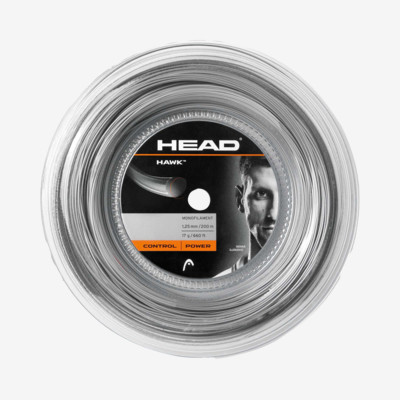 Product overview - Hawk Reel 200m grey