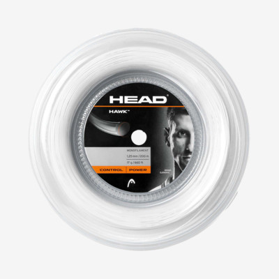 Product overview - Hawk Reel 200m white
