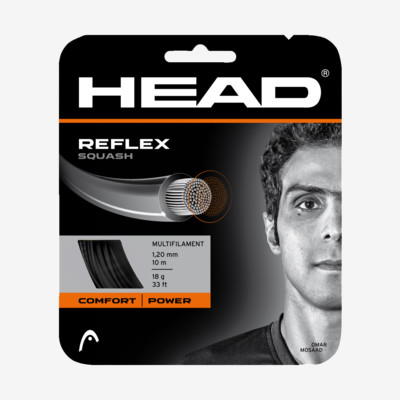 Product overview - REFLEX SQUASH black