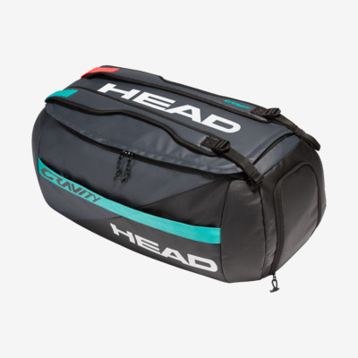 Product overview - Gravity Sport Bag black/teal