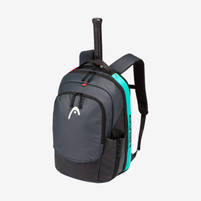 Product overview - Gravity Backpack black/teal