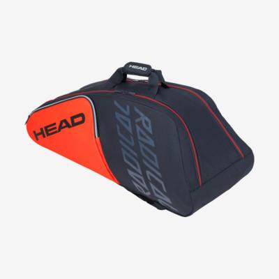 Product overview - Radical 9R Supercombi orange/grey