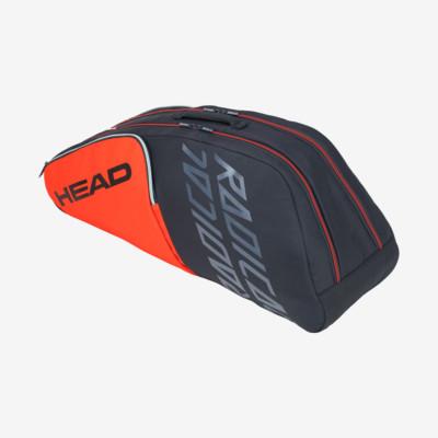 Product overview - Radical 6R Combi orange/grey