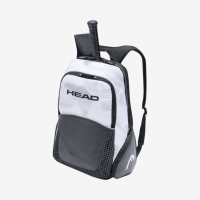 Product overview - Djokovic Backpack white/black