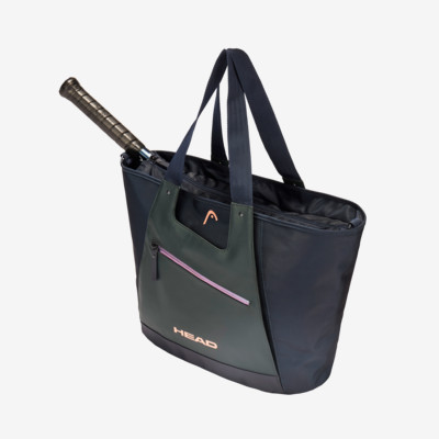 Product overview - Women's Tote Bag navy/grey