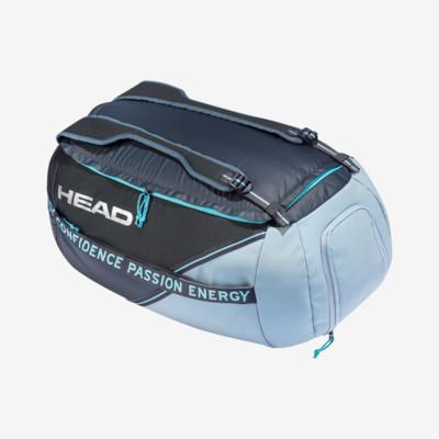 Product overview - Blue Sport Bag darkblue/grey