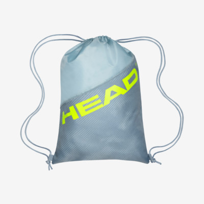 Product overview - Tour Team Shoe Sack grey/neon yellow