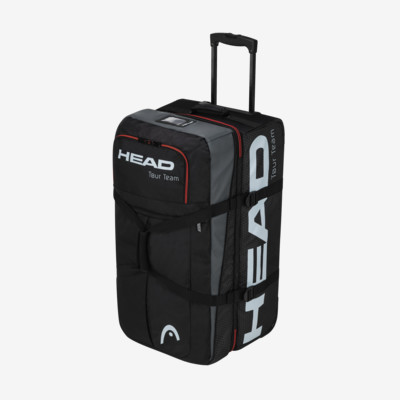 Product overview - Tour Team Travelbag black/grey