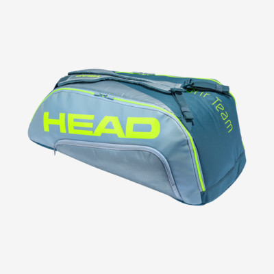 Product overview - Tour Team Extreme 9R grey/neon yellow