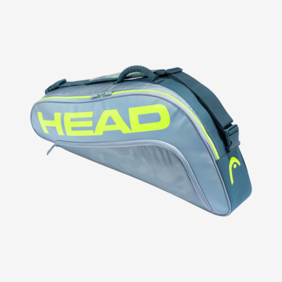 Product overview - Tour Team Extreme 3R grey/neon yellow