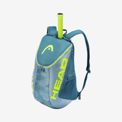 Product overview - Tour Team Extreme Backpack grey/neon yellow