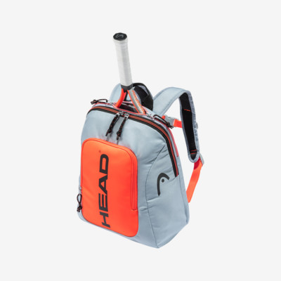 Product overview - Kids Backpack Rebel grey/orange