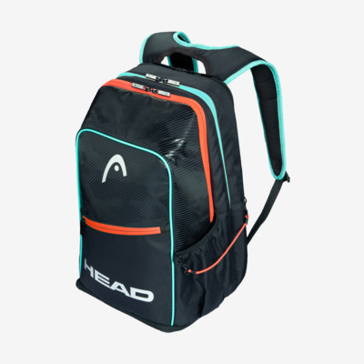 Product overview - Tour Backpack black/teal