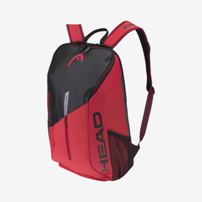 Product overview - Tour Team Backpack black/red