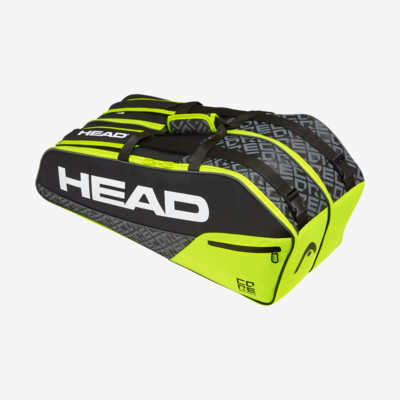 Product overview - Core 6R Combi black/neon yellow