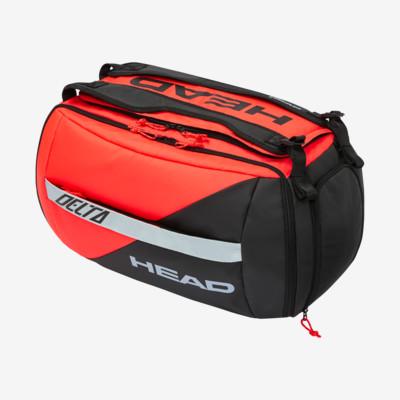 Product overview - Delta Sport Bag orange/black