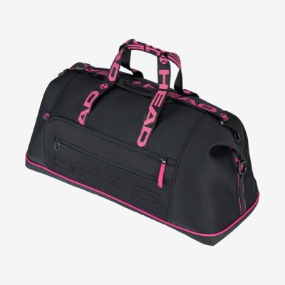 Product overview - Coco Duffle Bag black/pink