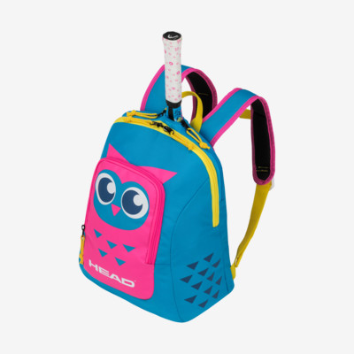 Product overview - Kids Backpack blue/pink