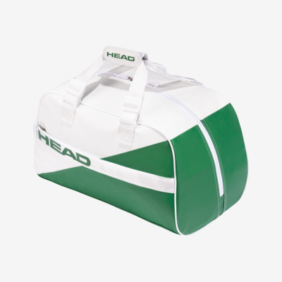 Product overview - White Club Bag white/green