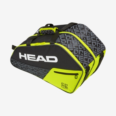 Product overview - Core Padel Combi black/neon yellow