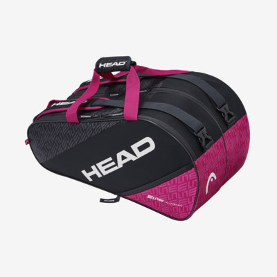 Product overview - Elite Padel Supercombi anthracite/pink