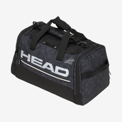 Product overview - Duffle Bag black/white