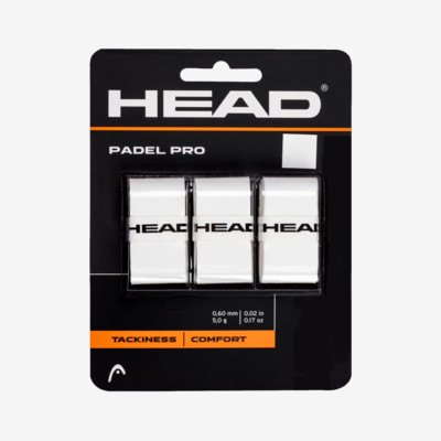 Product overview - Padel Pro white