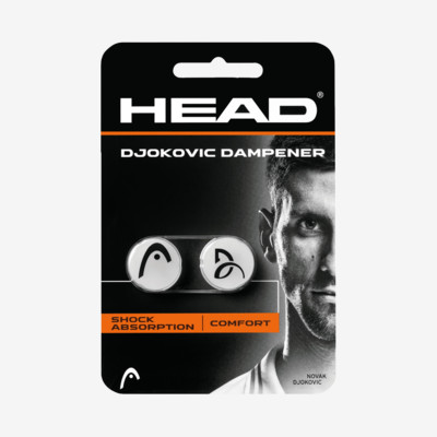 Product overview - Djokovic Dampener white