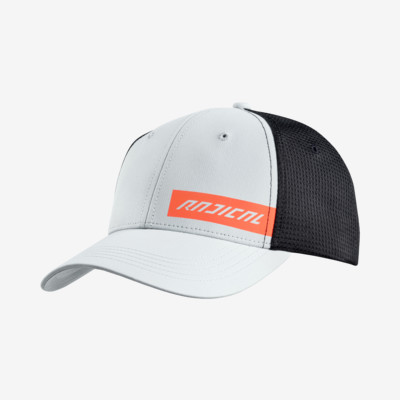 Product overview - Radical Cap grey/black
