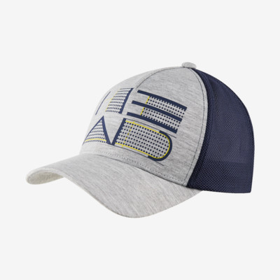Product overview - Trucker Cap grey/navy