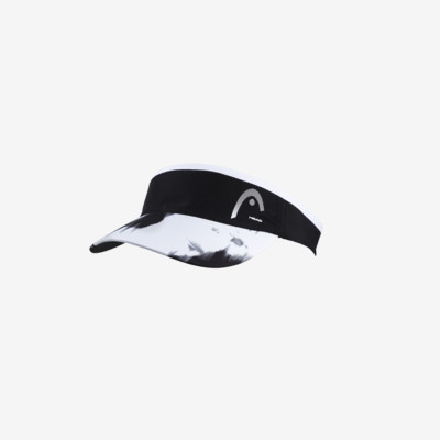 Product overview - Pro Player Womens Visor Waterlilly black/white