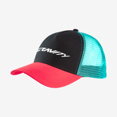 Product overview - Gravity Cap black/teal