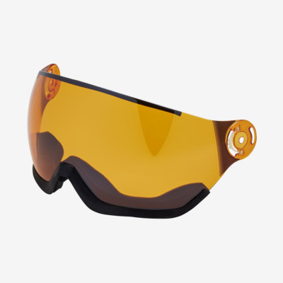Product overview - VISOR SQUIRE orange silver XXS