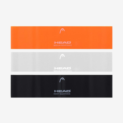 Product overview - 3 Pack Looped Fitness Resistance Bands