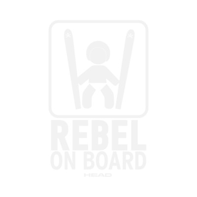 Product overview - Rebel on board Sticker