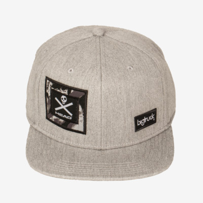 Product overview - HEAD BigTruck Cap Grey