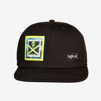 Product overview - HEAD BigTruck Cap Black