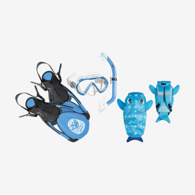Product overview - Set Sea Friends blue